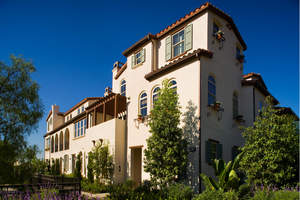 new townhomes, new Rosedale townhomes, William Lyon Homes