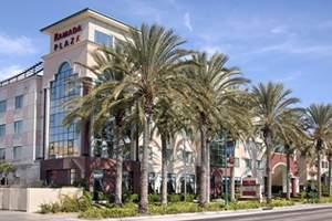 The Ramada Plaza Anaheim