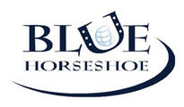 Blue Horseshoe