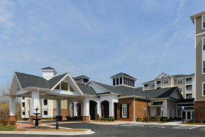 Age restricted, luxury apartments, Howard County, Maryland