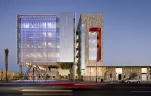 SmithGroup, award winning design, Chandler City Hall