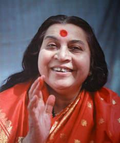 Shri Mataji - Founder of Sahaja Meditation