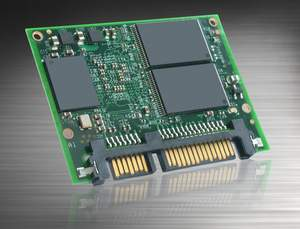 The XceedIOPS iSATA Slim is SMART's new embedded storage solution incorporating an industry-standard JEDEC form factor.