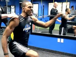 dwight howard, bryan meyer, training