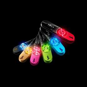 Colourful new Walkman(R) B Series from Sony