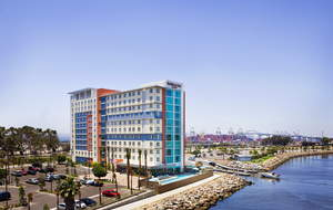 Residence Inn by Marriott Hotel, Long Beach