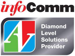 InfoComm awards Diamond AVSP to Presentation Products, Inc.