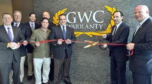 GWC Warranty Ribbon Cutting Ceremony