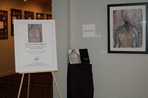 Breast Cancer Awareness Art Exhibit