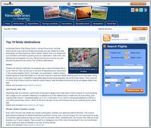 Cheapflights.com's Top 10 Family Destinations