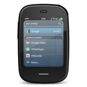 HP Veer, webOS, whitepages