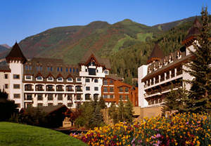 Our Vail luxury hotel in Lionshead Village is just a 3-minute walk to the Eagle-Bahn Gondola.