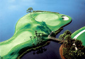 Orlando Golf Vacation Package