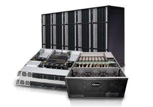 AMAX GPU computing solutions are fully optimized for the latest NVIDIA Tesla M2090 module.