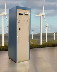 Micro-grid power distribution system for renewable energy sources