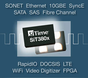 SiT8208/9 Programmable MEMS Oscillators
