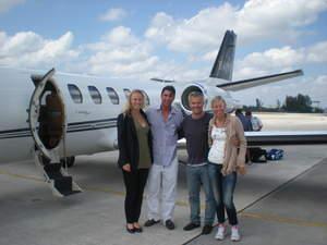 WTA, Caroline Wozinacki and Universal Jet Charter
