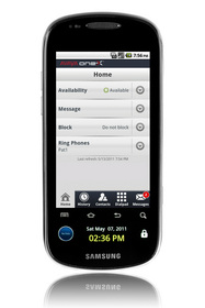 Avaya one-X Mobile soft client for Android-based devices like the Samsung Galaxy put enterprise communications and collaboration at the fingertips of mobile workers