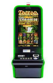 Aristocrat's New Tarzan(R) Lord of the Jungle(TM) Video Slot Game Makes Las Vegas Debut at Wynn Las Vegas on May 26