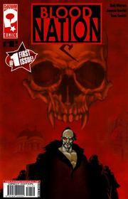 Platinum Studios' 'Blood Nation' comic will be available online on May 30 via Graphicly