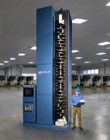 """Adcole Model 1200-10 Crankshaft Gage for crankshafts up to 180"""" long."""