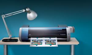 Roland, DGA, VersaStudio, BN-20, Desktop, Metallic, Inkjet, Printer, Cutter, Eco-Solvent, Graphics