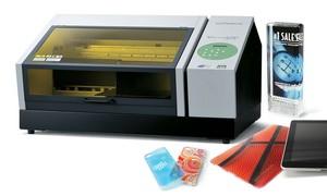 Roland, DGA, VersaUV, LEF-12, Benchtop, Flatbed, UV-LED, Inkjet, Printer, Graphics, Personalization