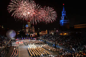 Spasskaya Tower Festival