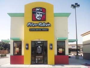 Houston Pizza Patron