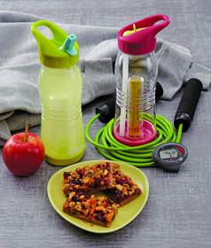 On-The-Go Snack Bars