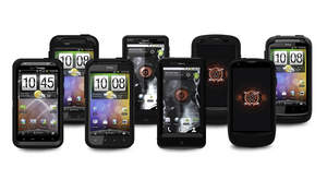 OtterBox Cases for HTC, Motorola and Samsung