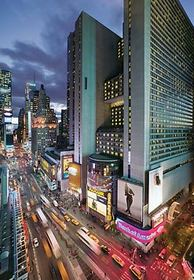 New York Marriott Marquis - NYC Hotel in Manhattan