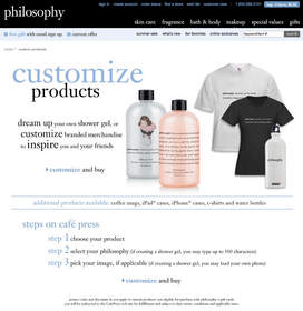 cafepress, philosophy, custom, personalized, gifts, shower gel, skin care, cosmetics