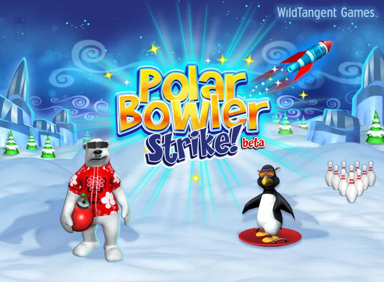 videos games polar bowler