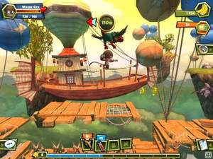 Web: Nickelodeon's Monkey Quest has millions of players