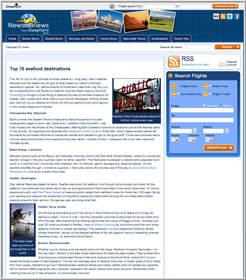 Cheapflights.com Top 10 Seafood Destinations