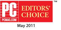 eFax PC Magazine Logo