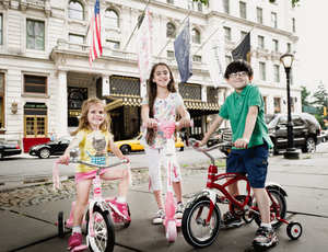 Summer Family Fun at The Plaza, A Fairmont Managed Hotel