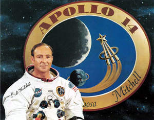 Dr. Edgar Mitchell is the 2011 inductee for the Leonardo da Vinci Society