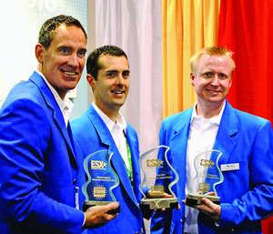 2GIG wins 2011 Overall Maximum Impact Award at ESX