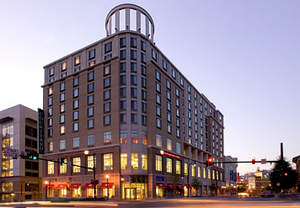 Hotel Suites in Silver Spring