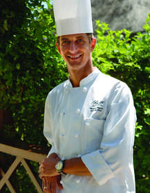Chef Richard Silvester, Executive Chef, Fairmont Mayakoba