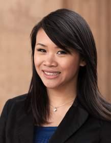 Agent Johanna Phu of McGuire Real Estate, Noe Valley.