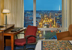 hotels near the national mall