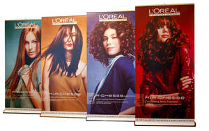 Roll up banners from E & E Exhibit Solutions
