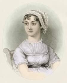 author  jane austen