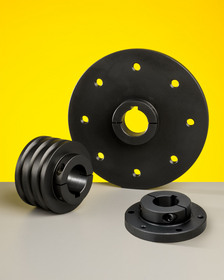 Mounting collar from Stafford is fabricated to match user requirements