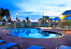 Beach hotels in Fort Myers, Florida