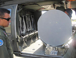 LRAD Corporation, LRAD 1000X, Blackhawk, Colombia