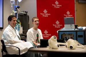 Jordan Merecka, Dr. David LS Morales, Texas Children's Hospital, SynCardia, Total Artificial Heart